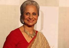 Waheeda Rehman- India Tv