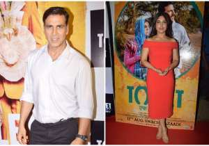 Toilet: Ek Prem Katha trailer launch