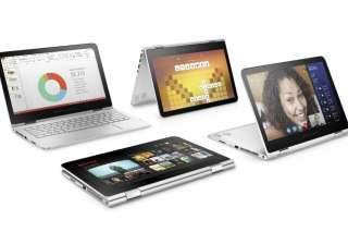 HP Pavilion x360 (13-s102tu) - Rs 46,990: The HP Pavilion x360 comes powered by an Intel Pentium N3700 coupled with 4GB of RAM (up to 8GB). It has a feature HD (1366x768 pixel) touchscreens. It sports 13-inch display variant (1366x768 pixel) touchscreen, with an optional 1920x1080 pixel touchscreen). It features Intel Core i3 processor and 500GB hard disk, apart from up to 16GB of RAM.