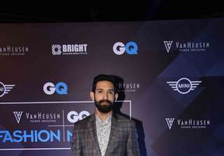 'Dil Dhadakne Do' actor Vikrant Massey turned muse for Van Heusen.