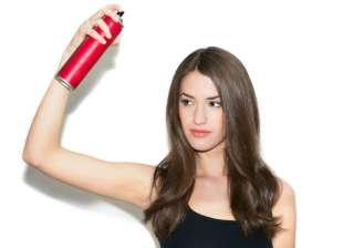 If you can't live without your hair spray or styling gel, be sure to keep them away from your face as much as possible. Many hair products contain oils that can make acne worse. Try to use water-based products.