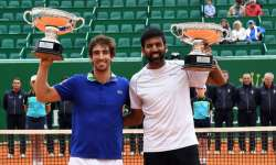 Rohan Bopanna, Monte Carlo- India Tv