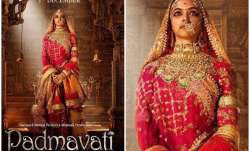 padmavati posters burnt in jaipur