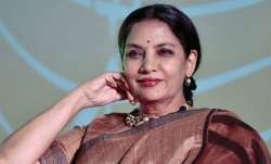 Shabana Azmi birthday