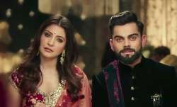 anushka sharma virat kohli video