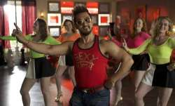 Aamir Khan in Sexy Baliye song