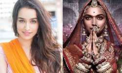 Padmavati row: Shraddha Kapoor finds it extremely