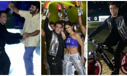 Indian Super League 2017 opening ceremony