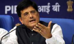 Railways Minister Piyush Goyal