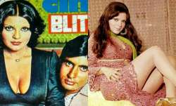 Happy Birthday Zeenat Aman
