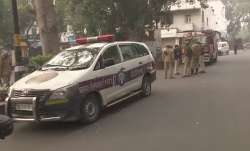 Bomb threat at Delhi's Khan Market, search operation