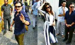 Dusky beauty Chitrangda Singh and Saif Ali Khan are