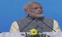 PM Narendra Modi inaugurates Tuirial hydropower project in