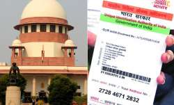 SC extends deadline for linking Aadhaar with various