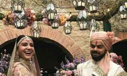 Virat Kohli Anushka Sharma wedding