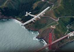 Solar Impulse 2 on global trip soars from California to