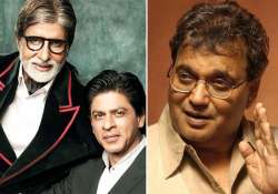 SRK, Big B and Subhash Ghai