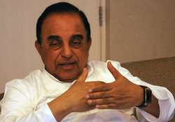 Swamy said the ruling against China must be cautiously