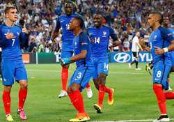 France beat Germany to meet Portugal in final.