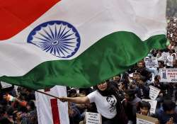 File photo of protests by JNU students- India Tv