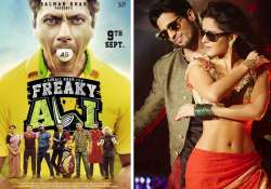 Between 'Baar Baar Dekho' and 'Freaky Ali', know