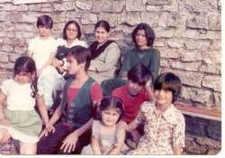 Try spotting Salman in this vintage picture which is now- India Tv