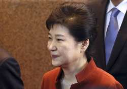South Korean President allows Parliament to choose her
