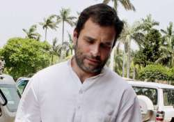 Corruption bomb: SC termed documents cited by Rahul Gandhi
