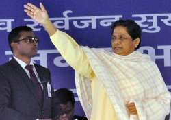 As polls near, Mayawati says won't build statues if