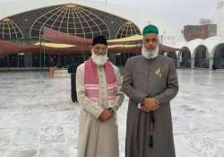 Indian clerics are safe, will reach Delhi tomorrow, tweeted- India Tv