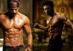 Shah Rukh Khan can play the Wolverine, says Hugh Jackman