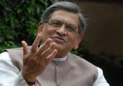 Former Congress leader SM Krishna to join BJP this week