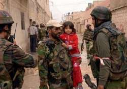 Syrian army kills 150 rebels during Damascus offensive