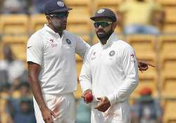 Kohli unhappy with lack hardness in ball used in Ranchi Test