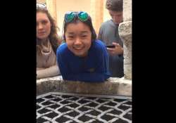 Video of 17-year-old girl singing into well is going viral