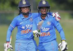 Women's cricket: Indian openers put on world-record