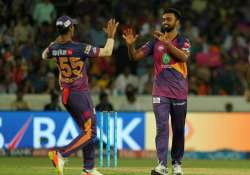 Jaydev Unadkat's hat-trick guides Pune to 12 runs win over
