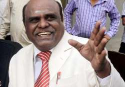'Mad order by mad judges', says Justice Karnan as