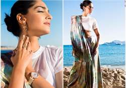 Cannes 2017: Sonam Kapoor weaves the magic on red carpet in