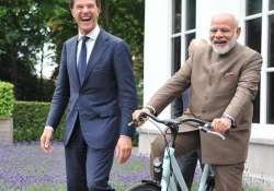 Dutch PM narendra modi- India Tv