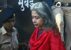 Indrani Mukerjea alleges she was beaten up in Byculla jail