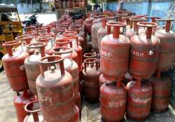 Representational pic - Subsidised LPG rate hiked by up to