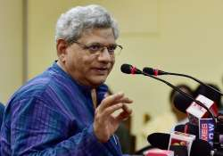 Sitaram Yechury demands immediate passage of women