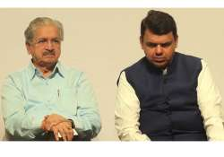 Subhash Desai offers to quit, CM Fadnavis declines request