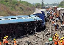 File pic - Indore-Patna Express accident