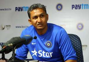Sanjay Bangar- India Tv