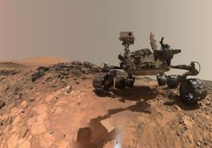NASA's curiosity rover- India Tv