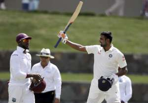 I wanted to bat in the top seven for a long time: R Ashwin- India Tv