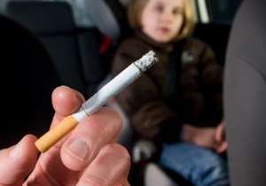 Early tobacco exposure in kids- India Tv