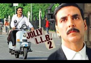 Jolly LLB 2: Feel good movie where Akshay is spot on and shines throughout